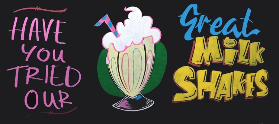 Milkshakes 2